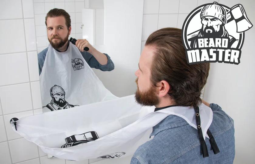 Beardmaster forklæde til skæg