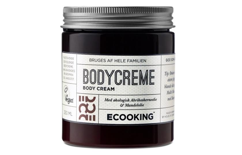 Bodycreme fra Ecooking