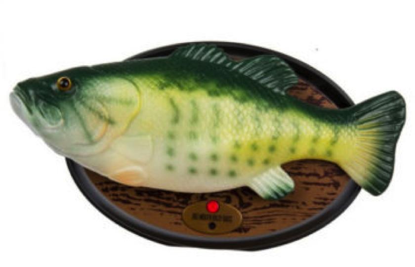 den syngende fisk
