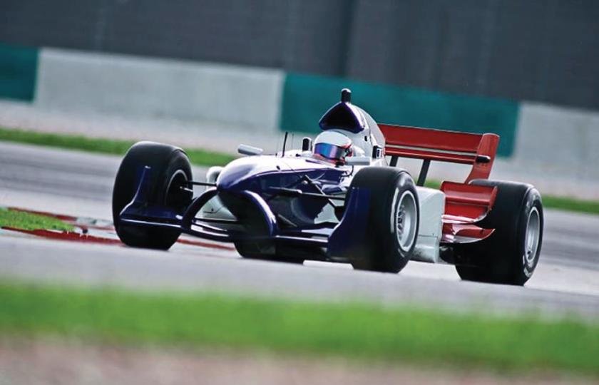 Formel-1-simulator