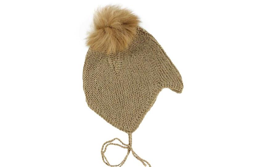 Babyhue fra Huttelihut i uld