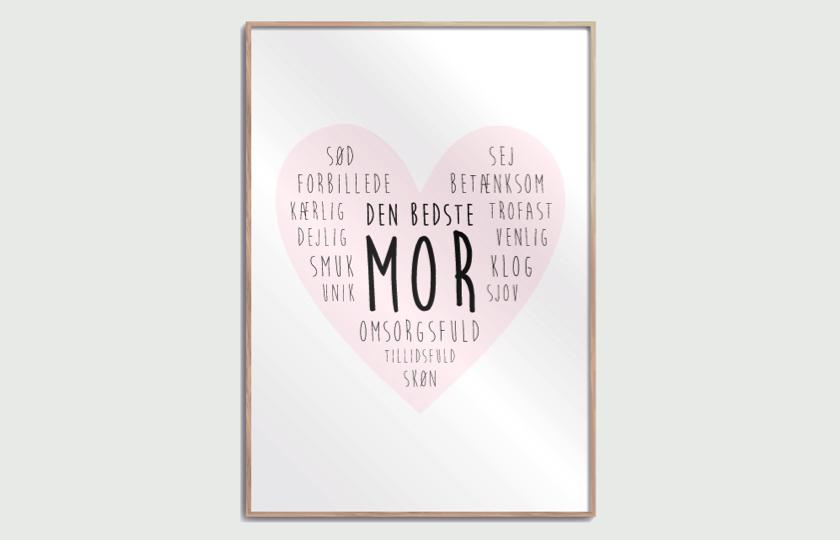 Mor-sød-plakat