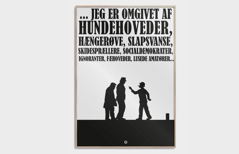 Olsen Banden plakat