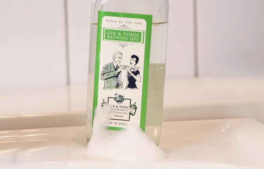 Shampoo gin
