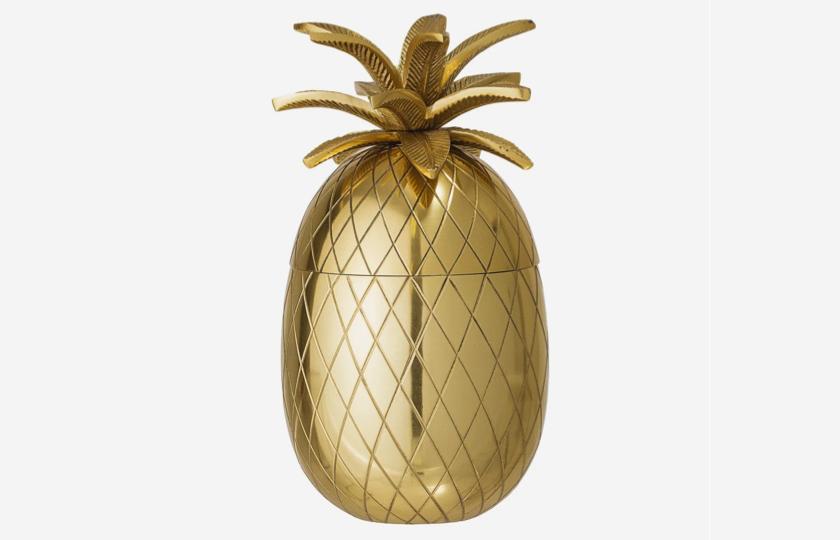 ananas guldspand guld