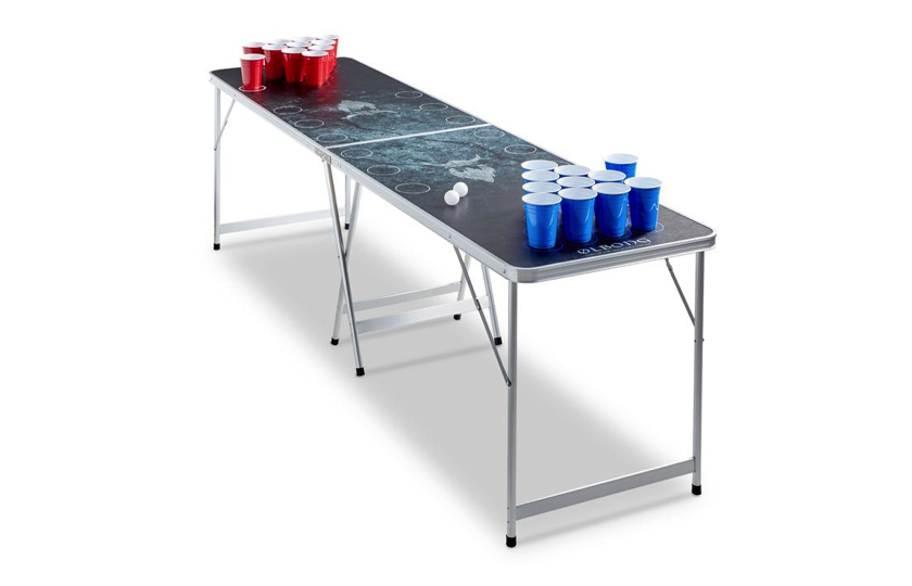 Beerpong bord med fold