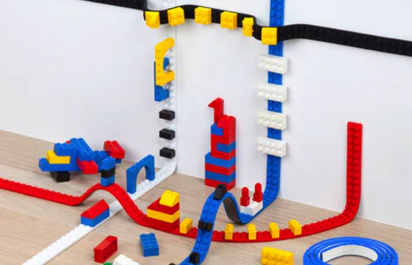 block tape til lego