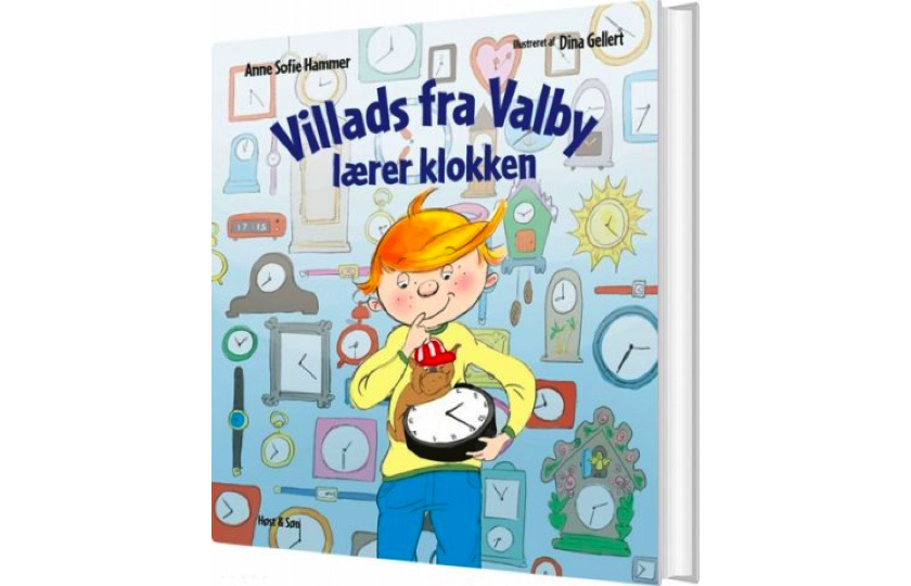 bog om villads fra valby