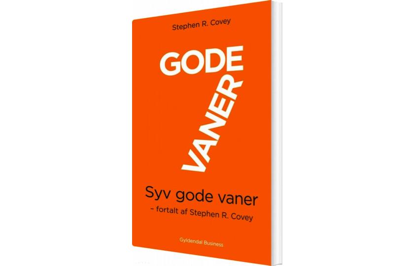 bog om gode vaner