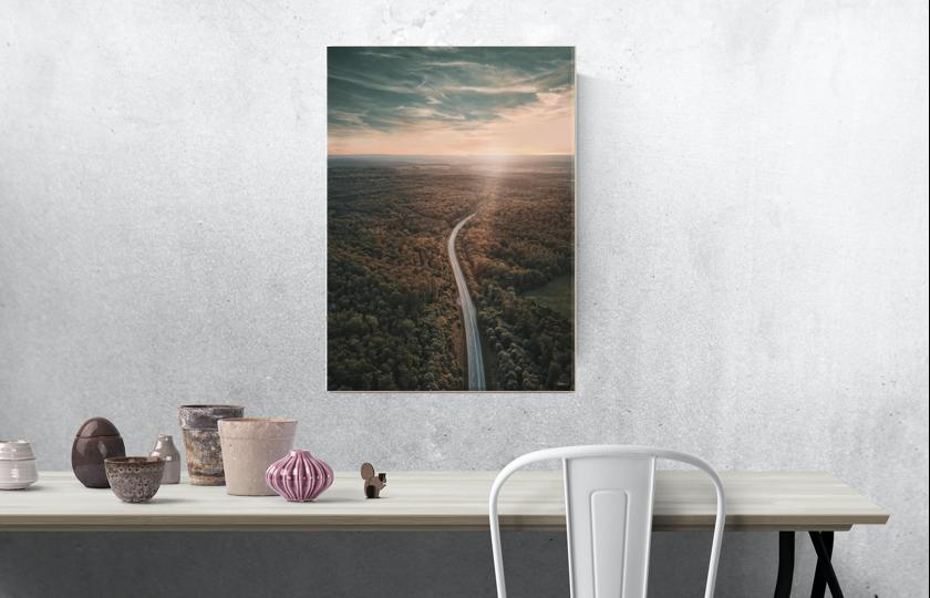 natur canvas billeder