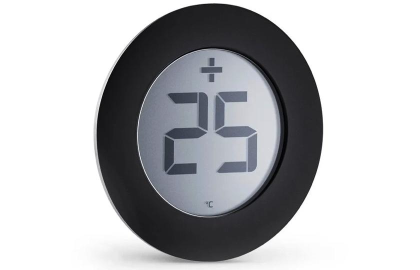 digtialt undendoerstermometer