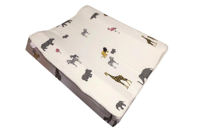 puslepude med safari print