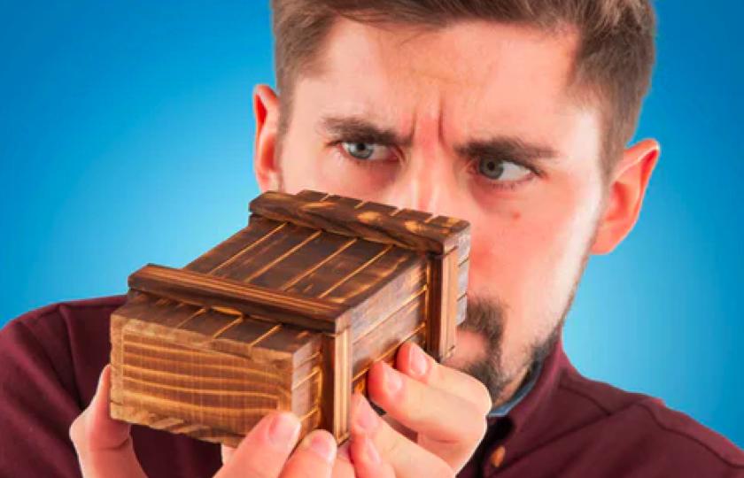 gaveaeske iq-box