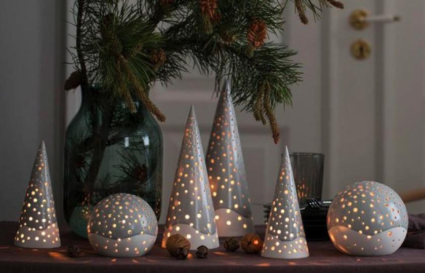lysestage juletrae