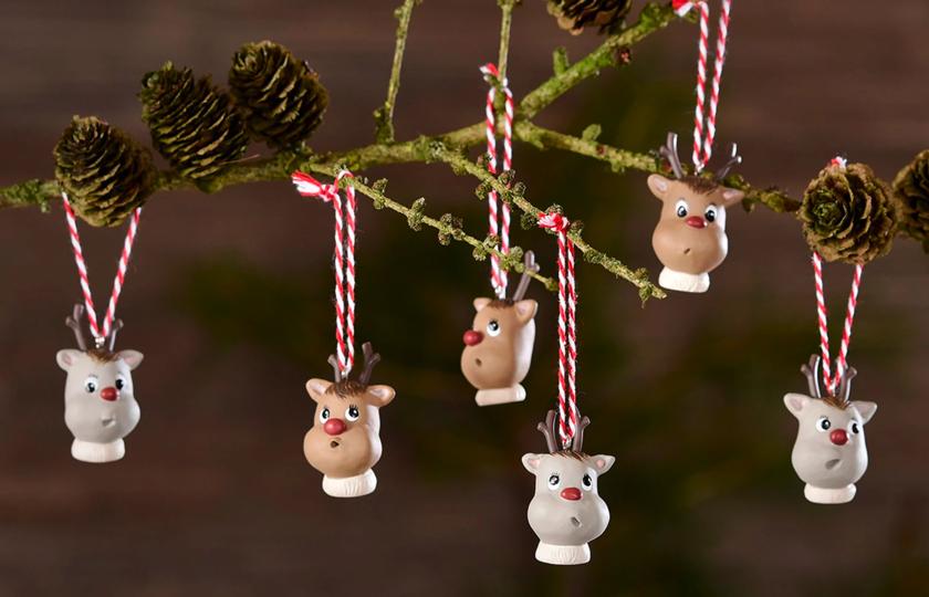 klarborg rensdyr julepynt