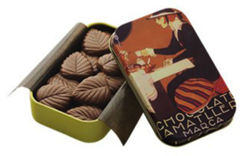 chokolade i daase