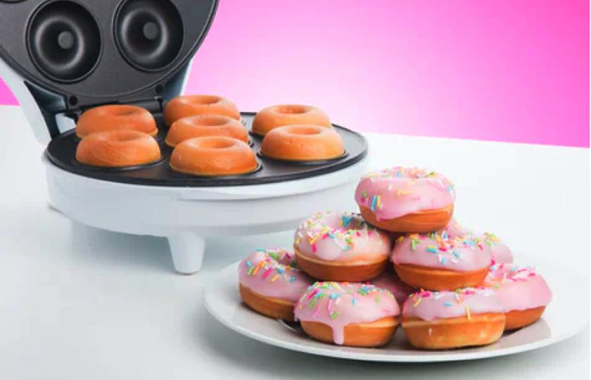 vaffeljern til donuts