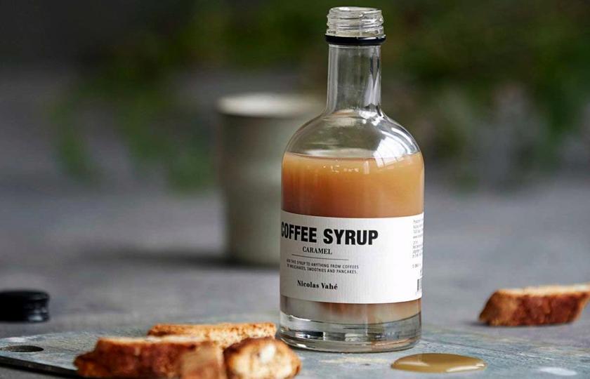 nicolas vahe kaffesirup