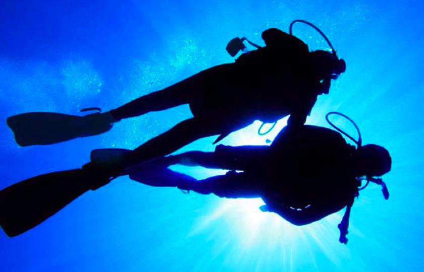 dykkeroplevelse