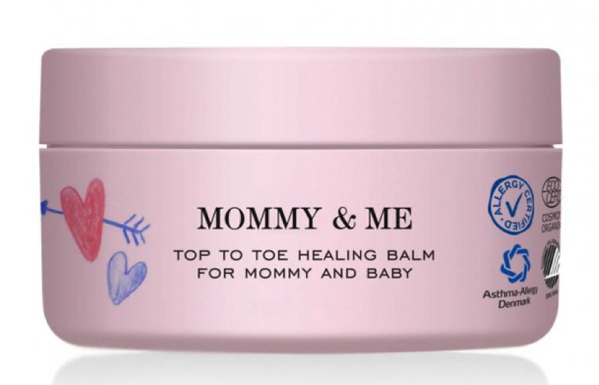 mommy and me body creme