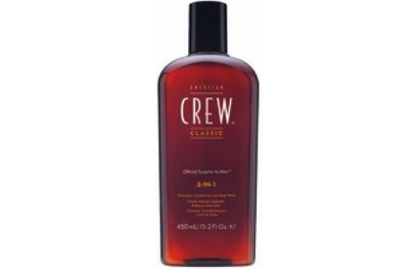 crew shampoo