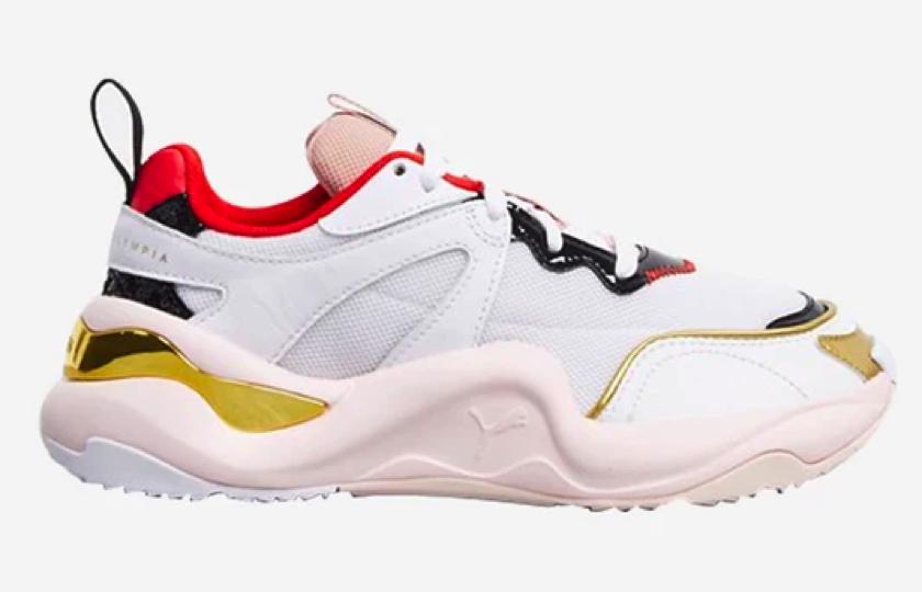 puma rise charlotte sneakers