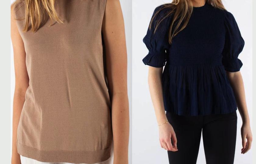 t-shirts og toppe