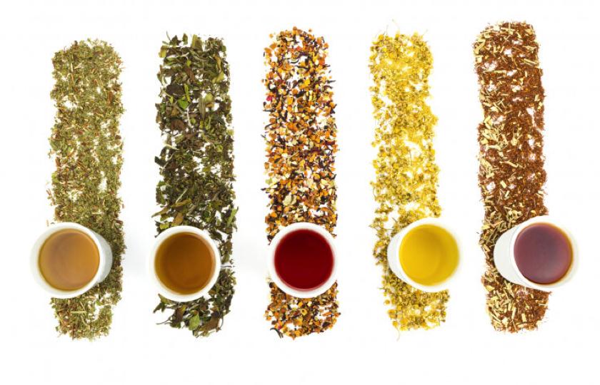 farverigt te